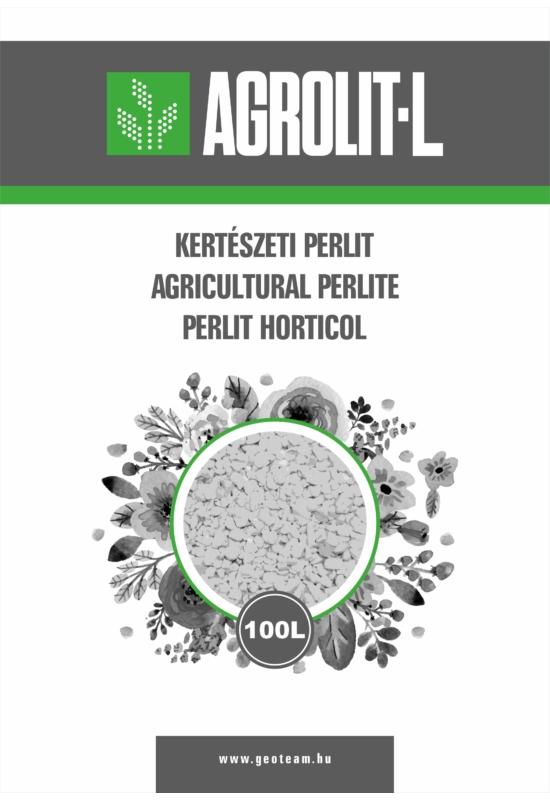 Agrolit-L kertészeti perlit